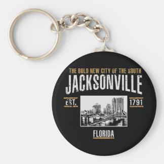 Jacksonville Key Ring