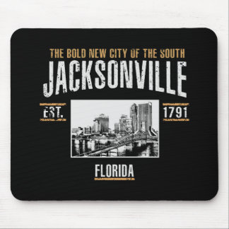 Jacksonville Mouse Pad