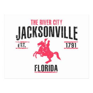 Jacksonville Postcard