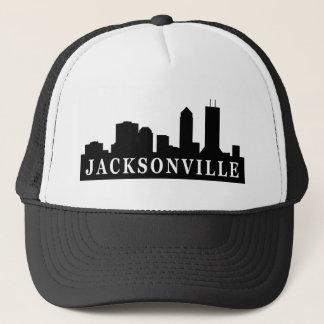 Jacksonville Skyline Trucker Hat