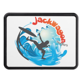 JackWagon Surfer Trailer Hitch Trailer Hitch Cover