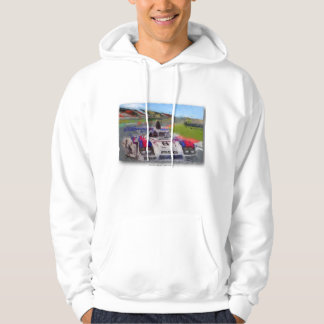 JACKY's 936 - Digitally Artwork Jean Louis Glineur Hoodie