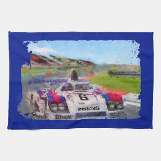 JACKY's 936 - Digitally Artwork Jean Louis Glineur Tea Towel