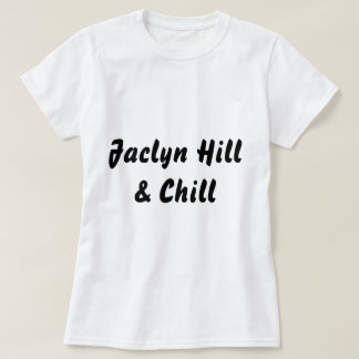 Jaclyn Hill & Chill Tee Shirts