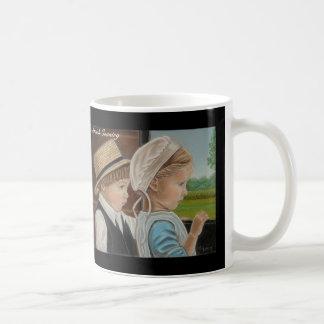 Jacob and Hannah Buggy Ride Mug