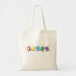 Jacob Canvas Bag