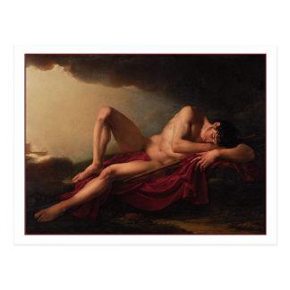 Jacob Dreaming by Reattu Postcard