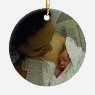 Jacob Hollon born Jan 8, 2011 Ornament