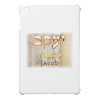 Jacob in Hebrew Cover For The iPad Mini