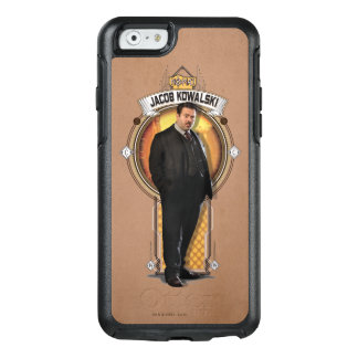 Jacob Kowalski Art Deco Panel OtterBox iPhone 6/6s Case