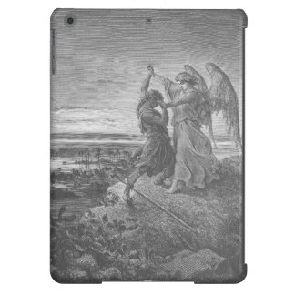 Jacob Wrestling with the Angel iPad Air Case