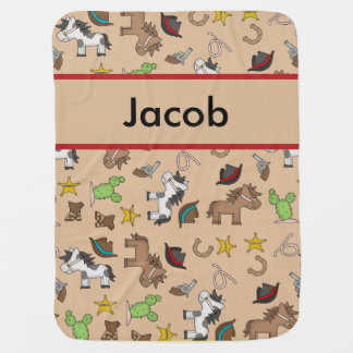 Jacob's Cowboy Blanket