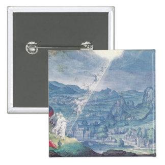 Jacob's Dream 15 Cm Square Badge