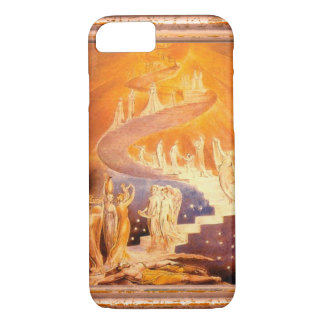 Jacob's Dream By William Blake iPhone 8/7 Case
