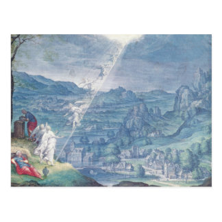 Jacob's Dream Postcard