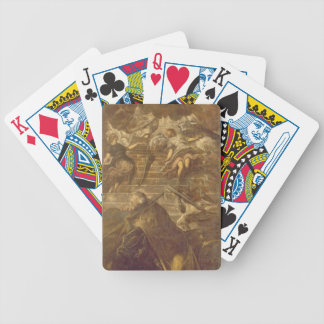 Jacob's Ladder (oil on canvas) Bicycle Playing Cards