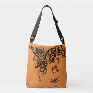 Jacque in May Crossbody Bag