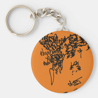 Jacque in May Key Ring