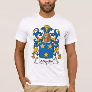 Jacquelin Family Crest T-Shirt