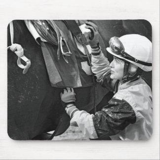Jacqueline Davis Mouse Pad