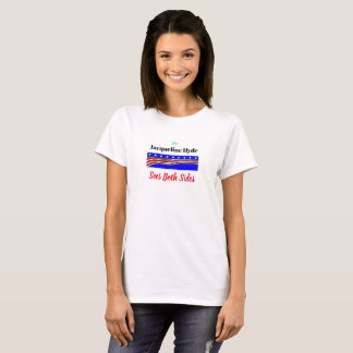 Jacqueline Hyde Sees Both Side Tee Shirt