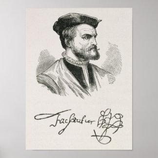 Jacques Cartier Poster
