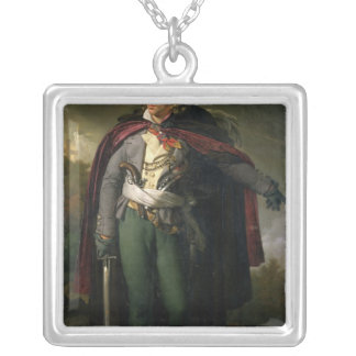 Jacques Cathelineau  1824 Silver Plated Necklace