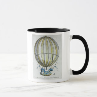 Jacques Charles and Nicholas Robert's  Balloon Mug