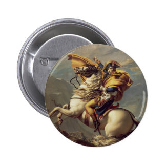 Jacques-Louis David Art 6 Cm Round Badge