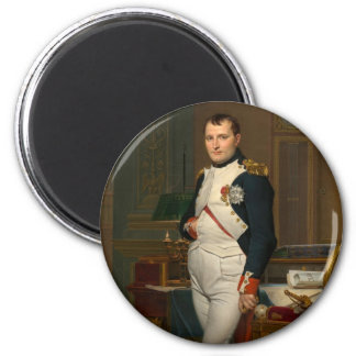 Jacques-Louis David Art 6 Cm Round Magnet