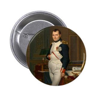 Jacques-Louis David Art Buttons
