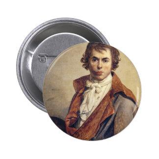 Jacques-Louis David Art Pin