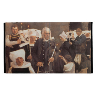 Jacques-Louis David Art iPad Case