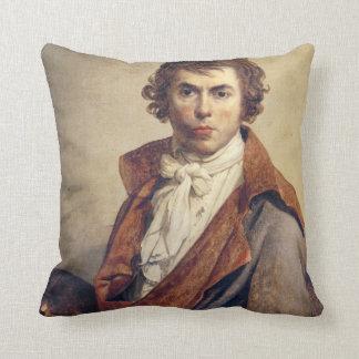 Jacques-Louis David Art Throw Pillow