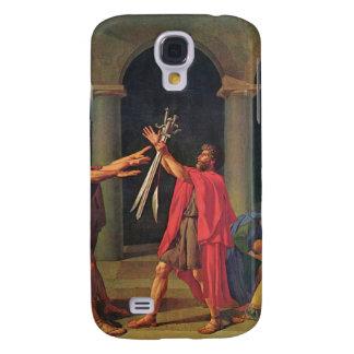 Jacques-Louis David Art Samsung Galaxy S4 Cases