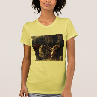 Jacques-Louis David- Belisarius Begging for Alms Tshirts