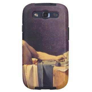 Jacques-Louis David Death Of Marat Galaxy S3 Case
