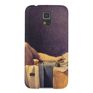 Jacques-Louis David Death Of Marat Samsung Galaxy Nexus Covers