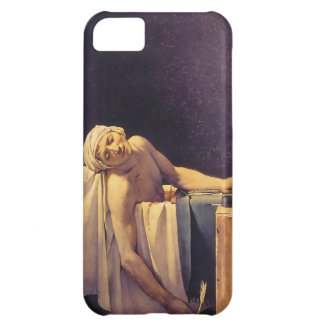 Jacques-Louis David Death Of Marat Cover For iPhone 5C
