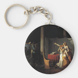 Jacques-Louis David- Lictors Bearing to Brutus Key Ring