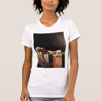 Jacques-Louis David- The Death of Marat Tees