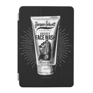 Jacques Schwett Hockey Face Wash iPad Mini Cover