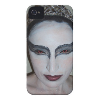 Jacqui B Black Swan BlackBerry Bold Case-Mate Bare iPhone 4 Case-Mate Case