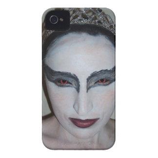 Jacqui B Black Swan Custom Case-Mate ID™ iPhone 4/ iPhone 4 Case