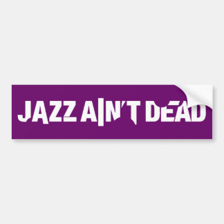 JAD Bumper Sticker