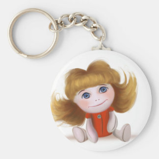 Jada the Doll Key Chains