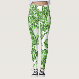 Jade Angelic Leggings
