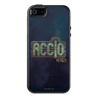 Jade Art Deco Accio Spell Graphic OtterBox iPhone 5/5s/SE Case