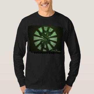 Jade_Dragon, solidwolf346 T-Shirt