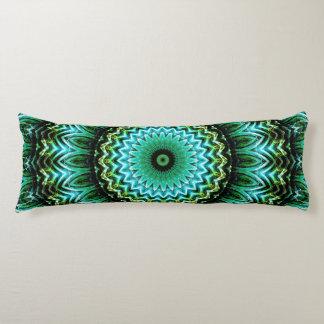 Jade Mandala Body Cushion